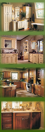 At Plumbers Friend Supply, Inc. - Lowcountry Kitchen & Bath, we carry cabinetry lines by Omega and Tru-Wood